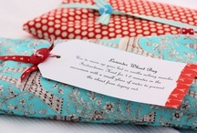 Sewing ideas: little things and gift stuff / by Kayon El