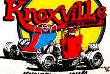 Vintage T-Shirts / by Knoxville Raceway