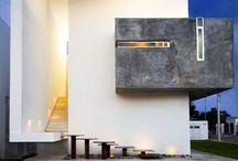 Architectures / by Felipe Márquez Thomas