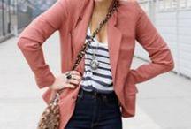 Personal Fashion:  Stripes