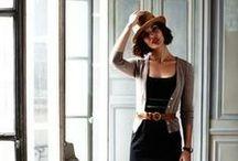 Personal Fashion:  Dresses Black