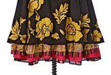 Personal Fashion:  Skirts