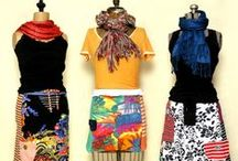 Personal Fashion:  Upcycle/Repurpose and Sewing