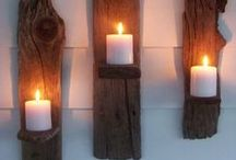 Crafts:  Candles Crafts