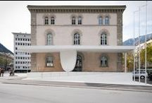 Swiss Government buildings