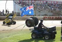 Racing Down Under / Knoxville World Challenge 2014 / by Knoxville Raceway