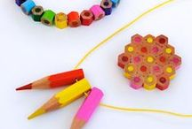 Idees i manualitats per nens / Ideas and crafts for kids / by Rosa M Fontanals