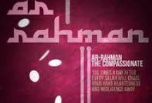 Ar-Rahman The Entirely Compassionate