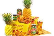 Colipays - Les essentiels / Les colis de corbeilles de fruits, de paniers gourmands et senteurs de La Réunion de 3 kg, livrés en France et en Europe
