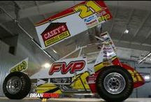 2014 KCCS - 410s / Cheers for the winners of the Lucas Oil Championship Cup Series / by Knoxville Raceway