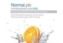 NormaLyte / NormaLyte is a great tasting Oral Rehydration System (ORS) scientifically engineered to restore body fluids and electrolytes lost due to dehydration.