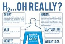 Why you need to stay hydrated / Great examples of the benefits of staying hydrated
