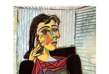 Pablo Picasso / Spain/France (1881-1973) the genious / by GDB's choice