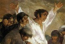 Francisco de Goya y Lucientes / Francisco Jose de Goya y Lucientes, Spain (1746-1828) / by GDB's choice