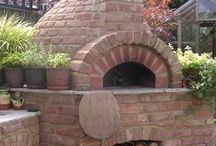 Cob Oven Cooking