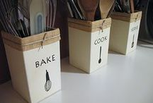 Home and Decor: Kitchen Organization
