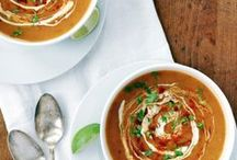 Recipes to Try:  Soups