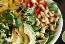 Recipes to Try:  Salads / Salads -- or try stuffing into pita bread or tortillas