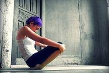 Yoga:  Poses Seated