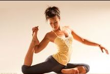 Yoga:  Poses Hip Openers