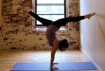 Yoga:  Poses Inversions