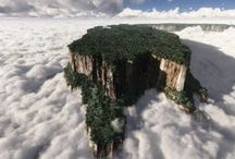 Amazing places on earth
