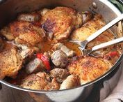 Recipes To Try:  Fish and Fowl
