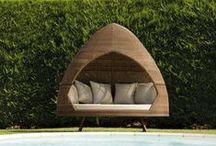 Inspiration extérieure / Envie de profiter des journées chaudes, et des soirs d'étés dans son jardin ?   En ce moment, période de soldes ! Profitez de nos promotions exceptionnelles sur www.inspiration-luxe.com  #déco #extérieur #mobilier #design #décoration