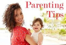 PARENTING TIPS / Sharing tips and ideas about how we can all become better parents.