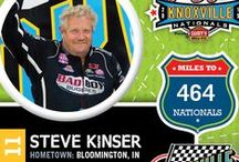 Road to Knoxville / How far is your trek to the Sprint Car Capital of the World?  / by Knoxville Raceway