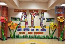 Mille idee per decorare le scuole. / Classroom Decoration, bulletin board... Idee per decorare gli ingressi delle scuole, le aule e tanto altro...