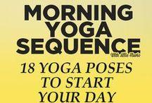 Yoga:  Morning