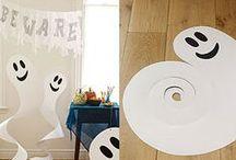Halloween ideas for Kids / Laboratori creativi per Halloween