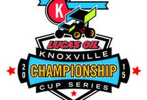 2015 Lucas Oil Knoxville Raceway Championship Cup Series / Saluting the top point finishers in the Lucas Oil KCCS! / by Knoxville Raceway