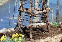 Gardening:  Trellises