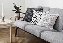Inspiration coussins / Découvrez nos coussins de grande qualité pour un confort absolu !  #coussin #déco #décoration #design