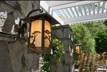 #myOCLlight #OCLravingfans / Pictures of our exclusive craftsman lighting fixtures installed by our most Raving Fans. http://www.oldcalifornia.com/Raving_Fans_main.asp