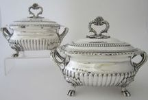 Vintage & Antique Silver / by Silver and Grey