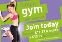 Simply Gym - Llansamlet / At Simply gym we believe that everyone should be able to keep fit and healthy, which is why we are dedicated to providing Swansea with the best fitness facilities and service at an affordable price.