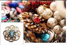 Beautiful Jewellry / jewellry, schmuck, vintage jewellry, necklaces, bracelets, brooches, broschen