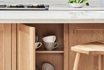 FIGURA Storage Solutions / Behind the doors reveal fantastic storage solutions in our Figura kitchens, bedrooms and interiors.