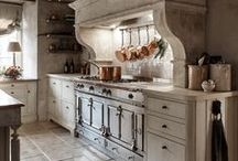 La Cornue / We are representatives and distributors of La Cornue stoves for the South East of England. In our showroom we have a fully working and functional Chateau stove which you are welcome to come and visit and learn more about these completely hand crafted and made to order stoves.