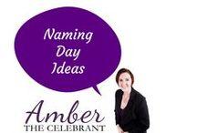 Naming Day Ideas