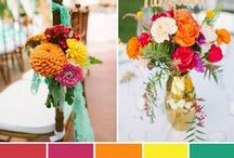 Me & Tom / Please feel free to add any pins to help with our wedding planning. We're going with a Fiesta Theme :) It's mostly for the colors, no sombreros at this wedding!