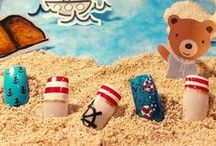 Kreasi Nail-Art Tsume-Chan / Tsume-Chan bertutur lewat kuas kuteks.