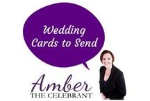 Wedding cards to send