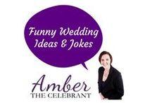 Funny Wedding ideas and jokes