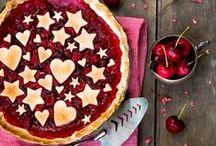 Arte na cozinha / Não existe amor mais sincero do que aquele pela comida.