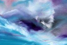 Art By Tracey Lee Cassin / http://tracey-lee-cassin-art.blogspot.co.nz/  #oils  #pastels  #watercolours  #mixed media  #acrlyics   #newzealandartists  #contemporaryart #abstract