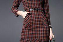 All Things Plaid / plaid, tartan, plaid style, pattern mixing, classic plaid, karo, klassicher tartan, karostil, plaid fashion